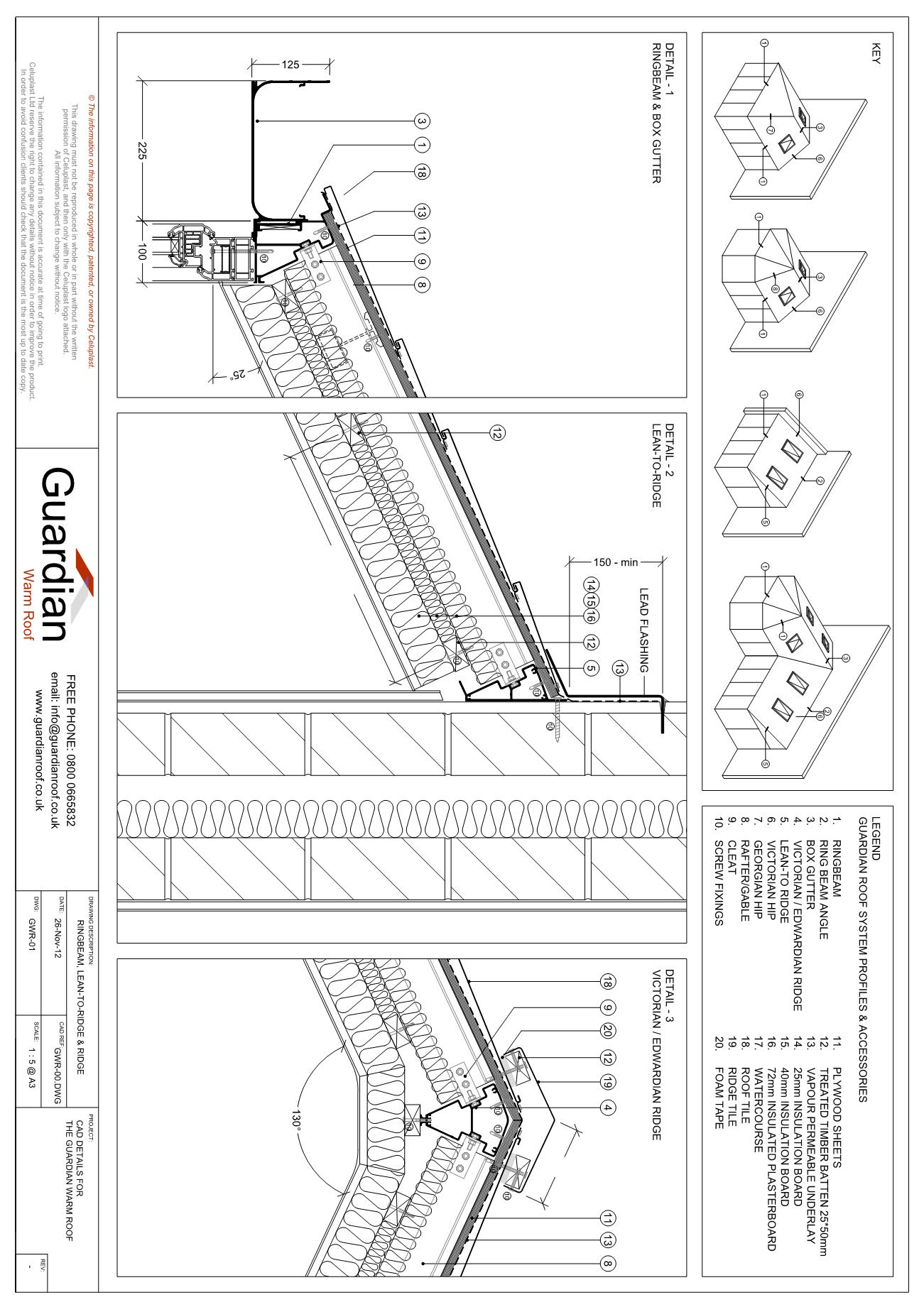 roof schematics