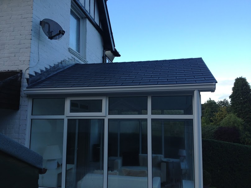Gallery Solid Roof Conservatories